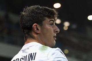 Infortunio per Orsolini, l'attaccante del Bologna in dubbio per la gara con il Verona