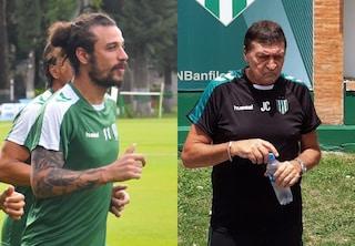 """Argentina, Osvaldo fuma ma al tecnico del Banfield non importa: """"Bastache riposi bene"""""""