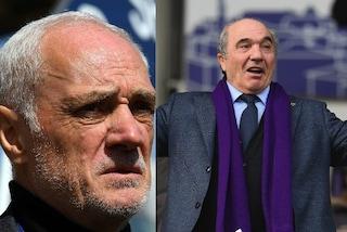 """Percassi difende Gasperini, Commisso risponde: """"Non ricordi le offese a Dalbert e Chiesa"""""""