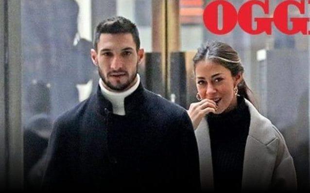 Matteo Politano: la moglie scopre una (presunta) amante, ecco chi è