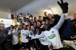 Il Saint-Pierroise, una squadra delle isole Reunion, è ai sedicesimi di Coppa di Francia