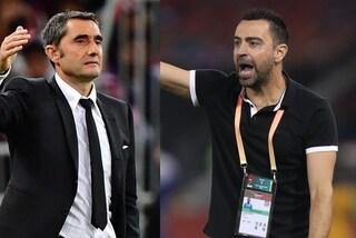 Valverde resta al Barcellona, ma Xavi si prepara già per giugno