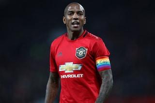 Ashley Young vuole l'Inter, lo United richiama Jackson dal prestito: trattativa sbloccata