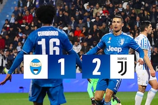 Spal-Juventus 1-2: CR7 e Ramsey blindano la vetta della classifica