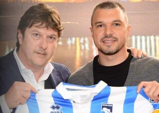 Serie B, ora è ufficiale: Valeri Bojinov è un nuovo giocatore del Pescara