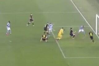 Moviola Lazio-Inter: rigore su Immobile, c'era l'espulsione per de Vrij
