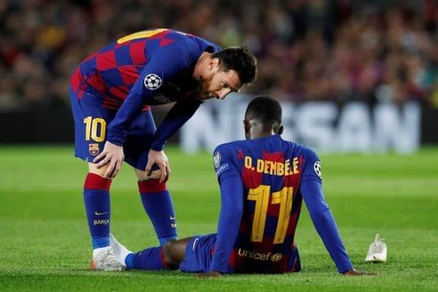 Barcellona, UFFICIALE: brutto infortunio e stagione finita!