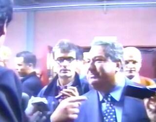 Luciano Gaucci e la famosa rissa con Vincenzo Matarrese