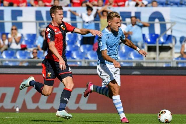Calcio In Tv Oggi E Stasera Dove Vedere Genoa Lazio A Pranzo Roma Lecce Posticipo Alle 18