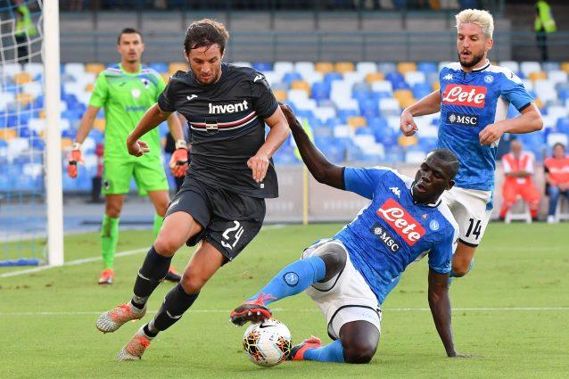 Calcio In Tv Oggi E Stasera Sampdoria Napoli Su Sky Pescara Cosenza Su Dazn