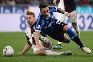 I giocatori diffidati di Juve e Inter che rischiano di saltare lo scontro diretto