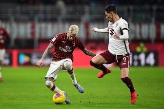 Calcio in tv oggi e stasera: Serie A, c'è Milan-Torino. Chelsea-Manchester Utd in Premier