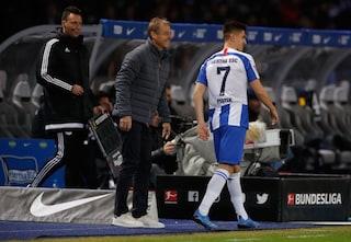 """Bundesliga, Klinsmann lascia la panchina dell'Hertha: """"Non posso sfruttare il mio potenziale"""""""