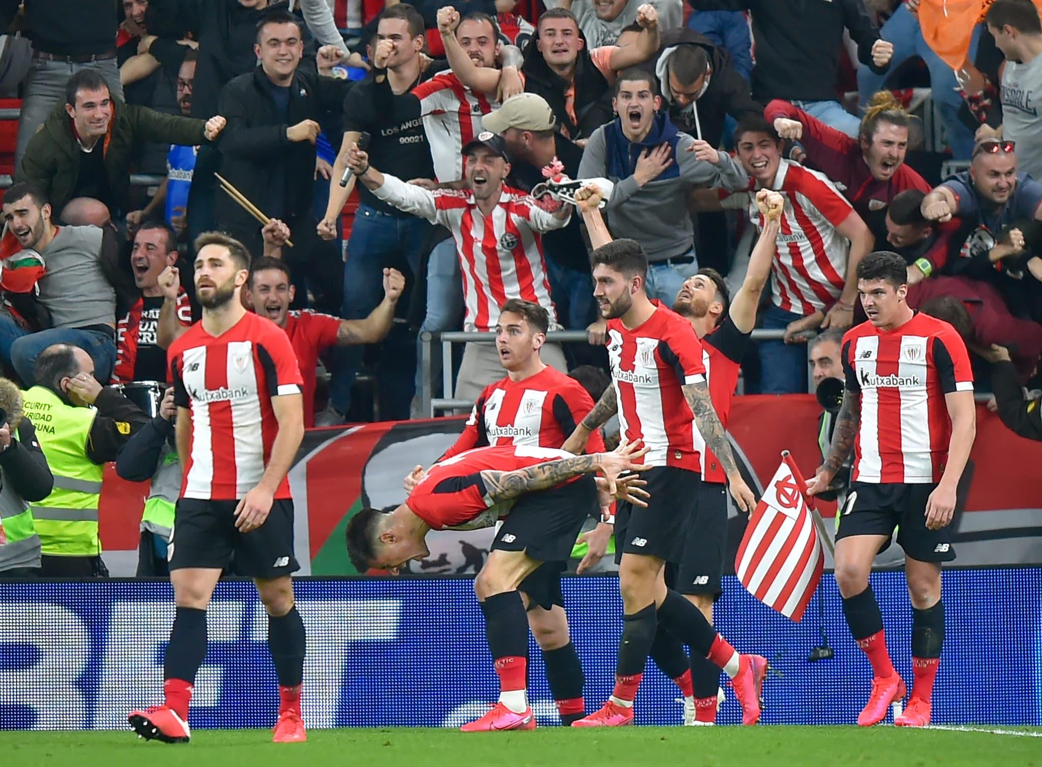 L'Athletic ha battuto 1–0 il Barcellona.