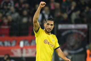 Borussia Dortmund, accordo con la Juventus: Emre Can a titolo definitivo fino al 2024