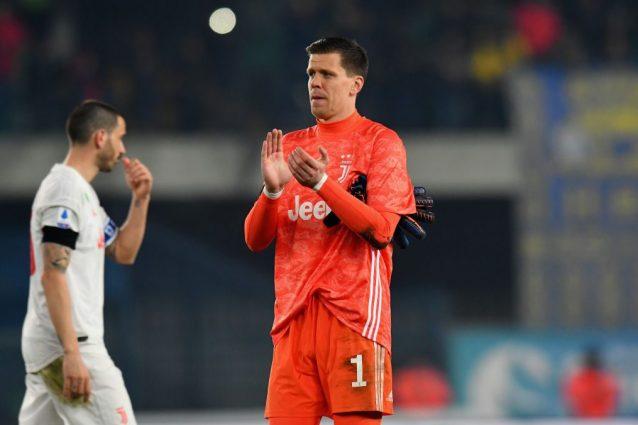 La Juve conferma Szczesny, rinnovo fino al 2024