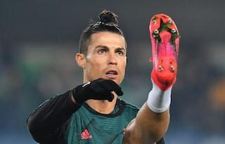 Milan-Juventus, la probabile formazione di Sarri: Cristiano Ronaldo titolare