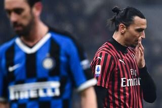 """Zlatan Ibrahimovic: """"Questa Inter non è da scudetto"""""""