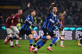 Il Milan dura quanto Ibrahimovic, Conte ribalta l'Inter e vince il derby in 20 minuti