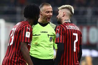 Coppa Italia, Giudice Sportivo ufficiale: Ibra, Castillejo e Theo saltano la Juve