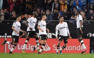 Come sta il Valencia e perché l'Atalanta può sognare in Champions