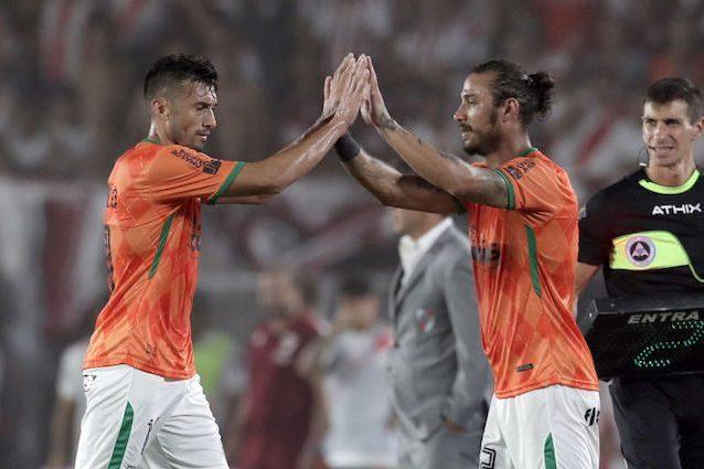Banfield, Osvaldo torna in campo dopo oltre 3 anni - Sportmediaset