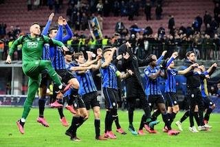 Champions, la partita (quasi) perfetta dell'Atalanta: lezione di calcio firmata Gasperini