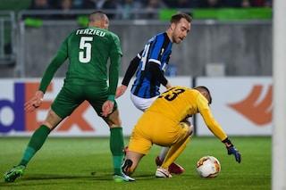 Eriksen offre all'Inter la direzione per vincere in Europa