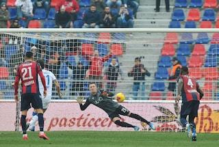 Bologna-Brescia Serie A 2-1, prodezza di Orsolini e gol all'89 di Bani