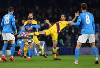 """Barcellona, Busquets critica Abidal dopo Napoli: """"Abbiamo una rosa troppo corta"""""""