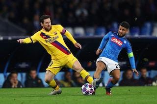 Napoli, Gattuso come Mourinho: il Barcellona si ferma con il calcio all'italiana