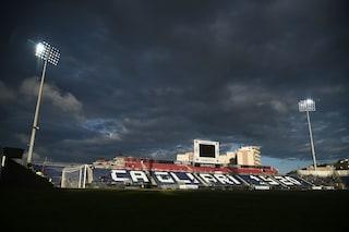 Cagliari, pugno duro contro il razzismo: 3 tifosi interdetti a vita dallo stadio