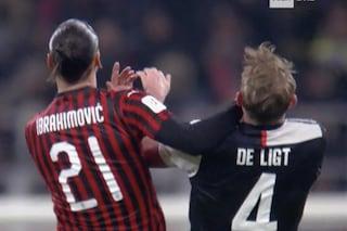 Ibrahimovic squalificato: era in diffida e salterà Juventus-Milan, semifinale di ritorno