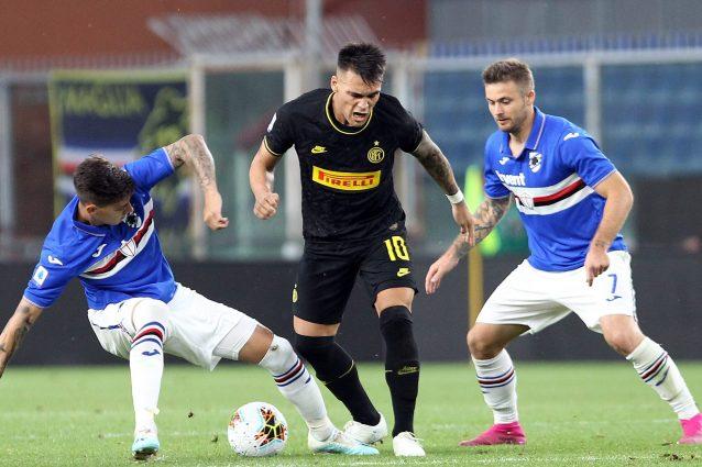 Coronavirus Rinviate In Serie A Inter Sampdoria Atalanta Sassuolo E Verona Cagliari