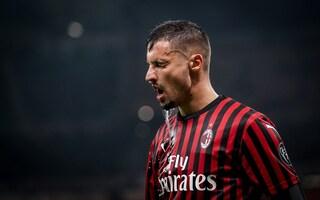 Milan, infortunio Rade Krunic: frattura al piede destro, almeno un mese di stop