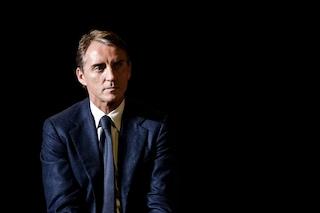 """Roberto Mancini 'gioca' la sfida scudetto: """"Se l'Inter perde diventa dura per Conte"""""""