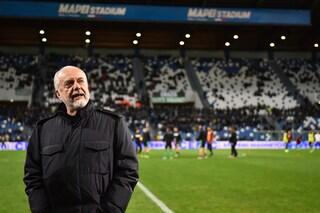 Napoli: compensi CdA, 30,5 milioni in 15 anni, suddivisi tra De Laurentiis e i figli