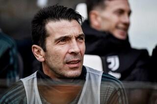 """Buffon: """"Guardiola? Spero che alla Juve resti Sarri, vorrà dire che avremo vinto"""""""