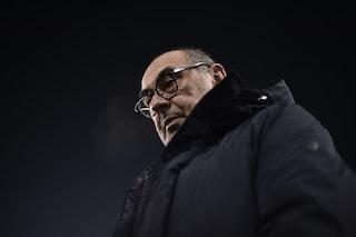 """""""Spero che qualcuno mi aiuti"""". Sarri chiama, la Juventus risponderà?"""