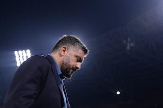 La sorella di Gattuso ricoverata in terapia intensiva nella serata di Sampdoria-Napoli