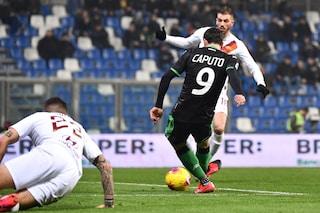 Sassuolo-Roma 4-2: poker neroverde, giallorossi umiliati al Mapei Stadium