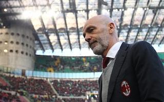"""Milan, Pioli: """"Pronti per vincere il derby, ma dovremo avere la faccia di Ibrahimovic"""""""
