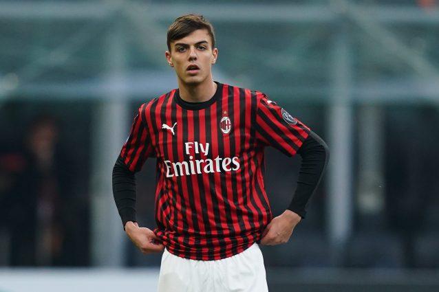 Daniel Maldini esordisce in serie A. Terza generazione in campo