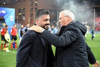 """Sampdoria, Ranieri: """"Cori razzisti contro Napoli? Mi scuso con i tifosi azzurri"""""""