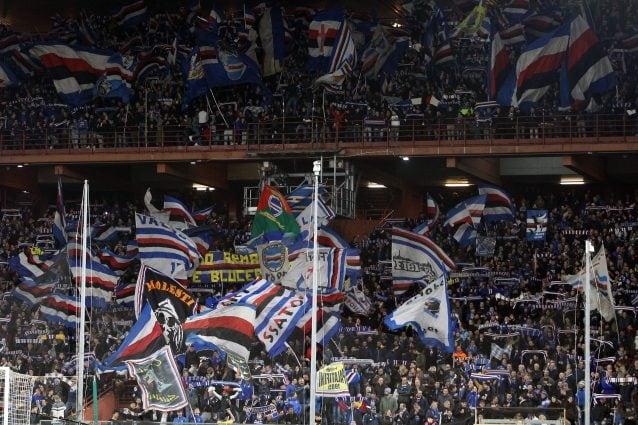 Giudice Sportivo, multata la Sampdoria per i cori contro i napoletani (UFFICIALE)