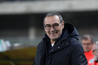 Juventus, Sarri sorride: Bernardeschi e Khedira si sono allenati con la squadra