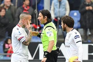 Cagliari, Nainggolan ironizza sui social per l'ammonizione che gli farà saltare il Napoli