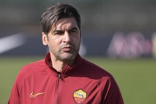 Roma, c'è una crisi da superare: la squadra chiede novità a Paulo Fonseca