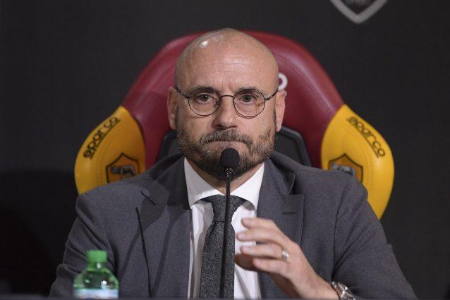 Roma: il club non condivide le parole del ds Petrachi