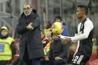 """Coppa Italia Juventus, Sarri: """"Miglioramenti? No, facciamo fatica a crescere"""""""